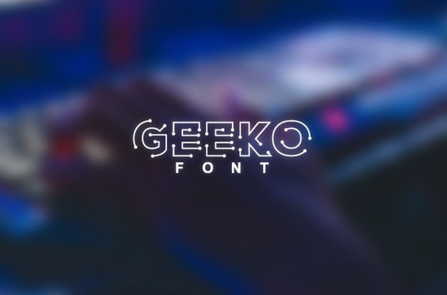 Geeko Font
