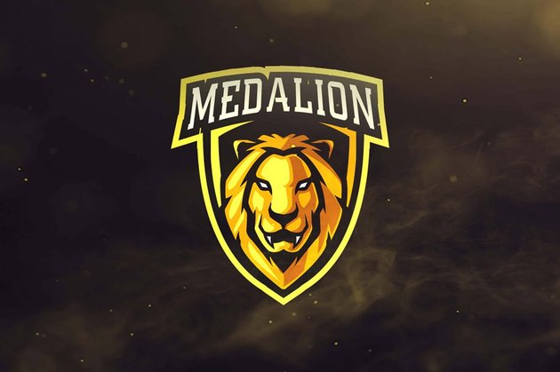 Medalion Sport and Esports Logo