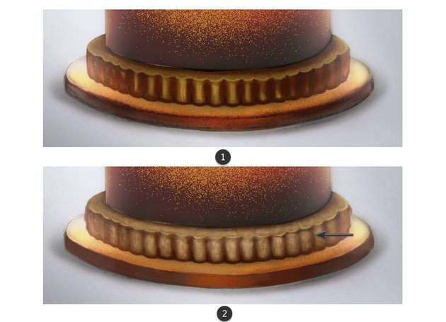 Fix the tart base