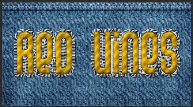 How to Create a Realistic Embroidery Text Effect in Adobe Photoshop