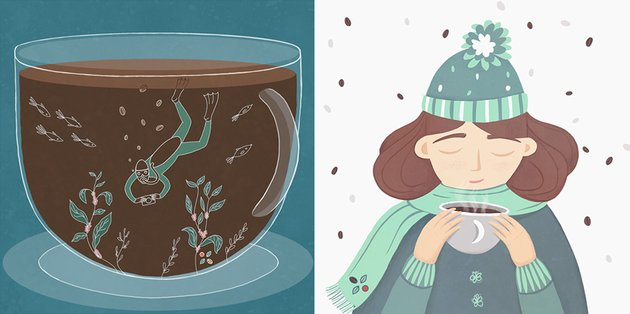 Coffee February