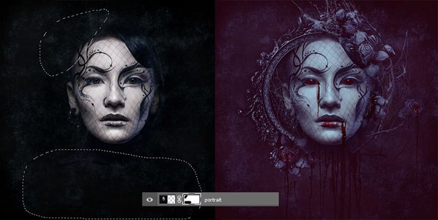 Layer Masks for Photo Manipulations