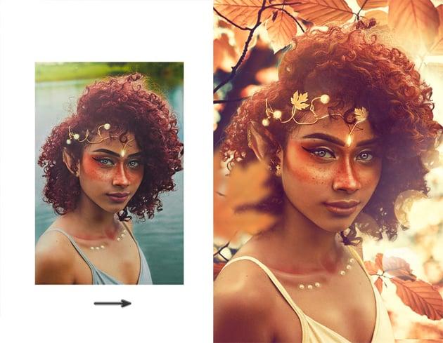 Elf Photo Manipulation