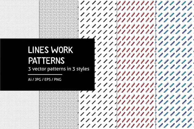 Lineswork Patterns