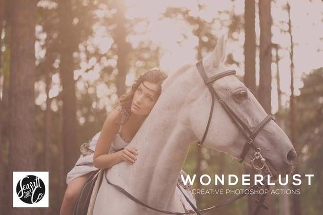 Wonderlust Action Collection
