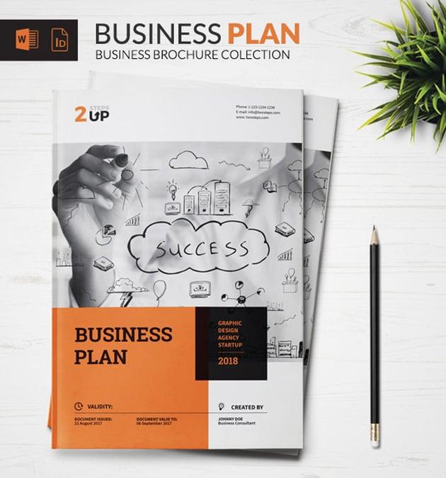 Business Plan Brochure