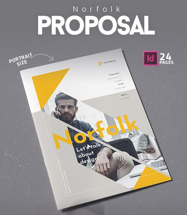 Norfolk Proposal Brochure