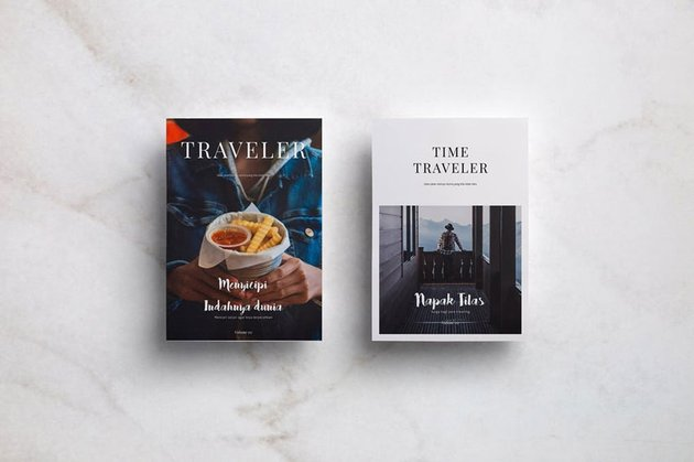 Time Traveler Magazine