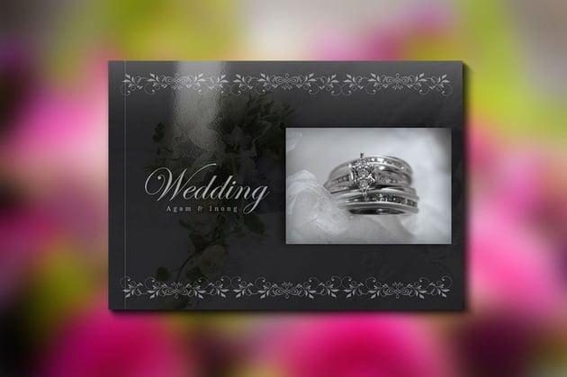 Wedding Book Template