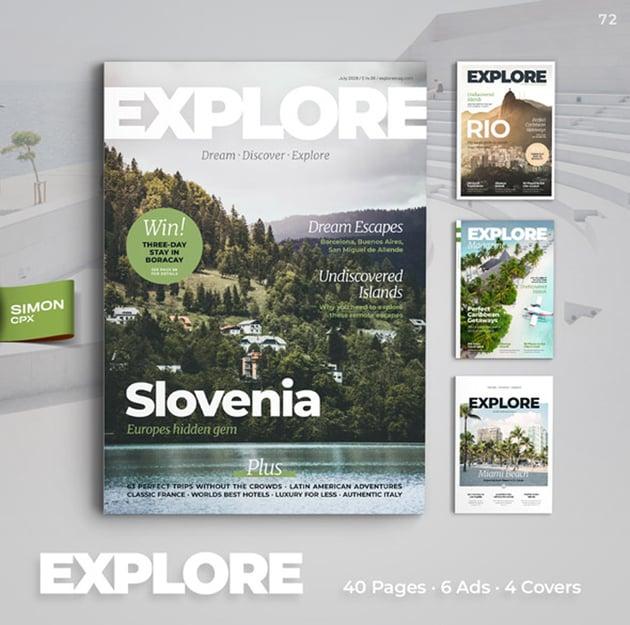 Explore Magazine