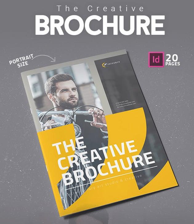 The Creative Brochure