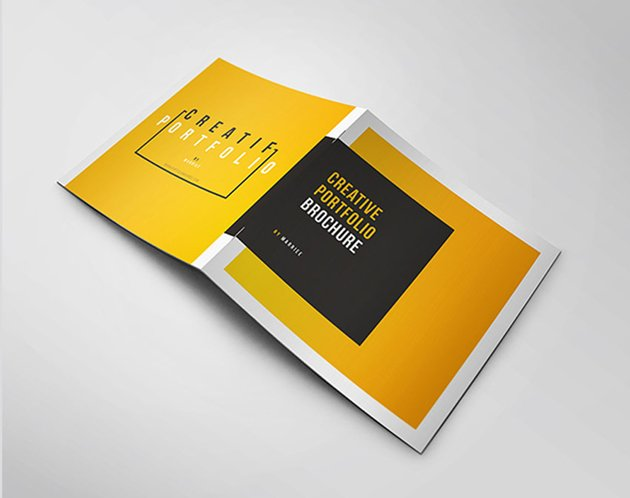 Creative Portfolio Brochure