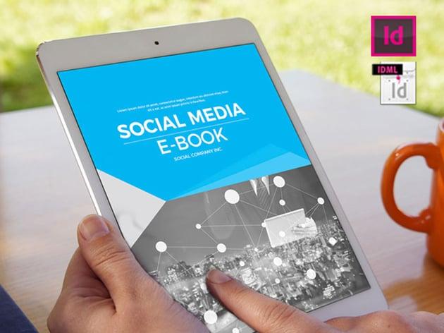 Corporate E-Book  E-Guide Template