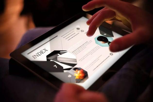 Tablet Magazine Design
