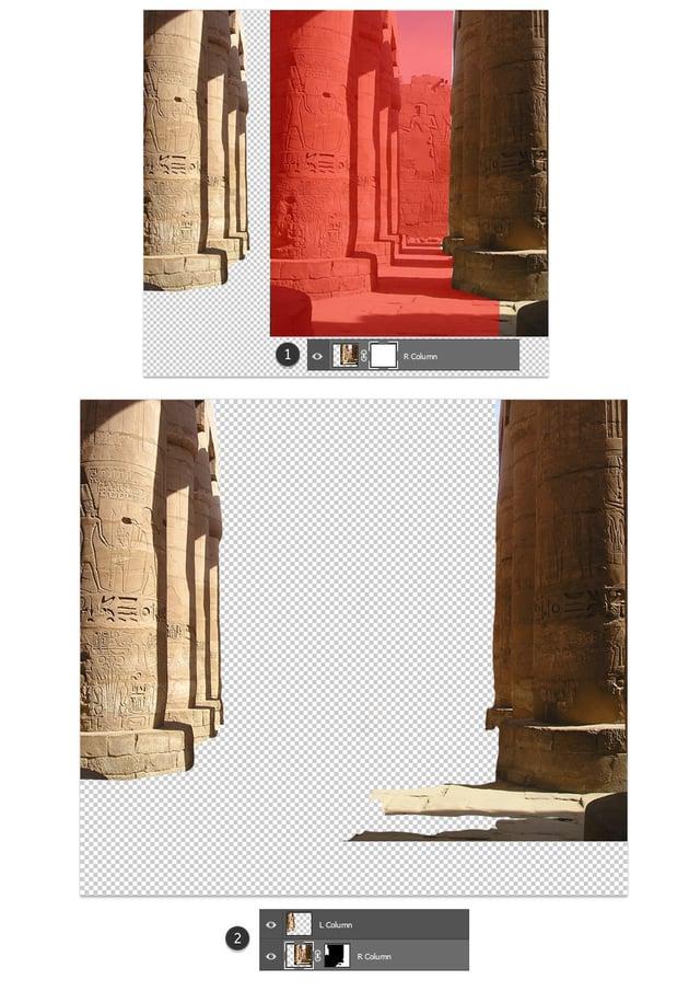 Remove extra columns