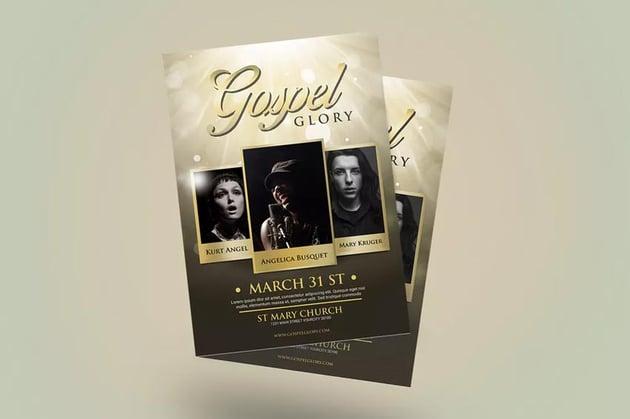 Gospel Flyer