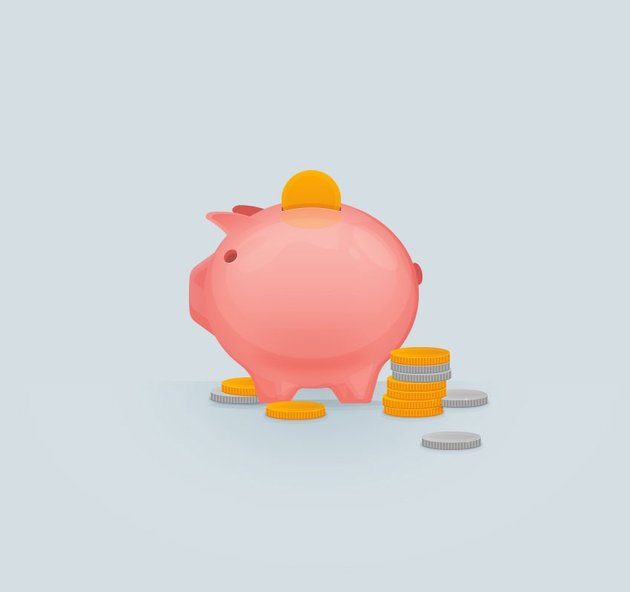 How to Create a Piggy-Bank Illustration in Adobe Illustrator