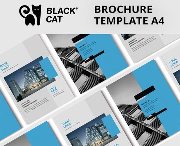 Brochure Template A4