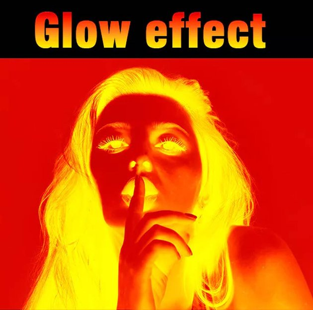 Glow Effect Photoshop Action