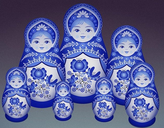 How to Create a Gzhel Pottery Russian Pattern in Adobe Illustrator