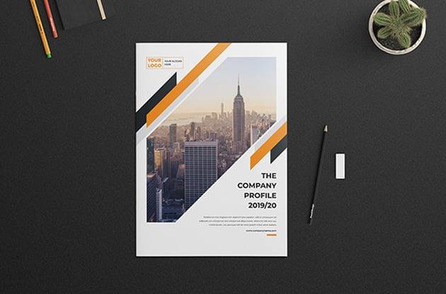 InDesign Brochure Templates