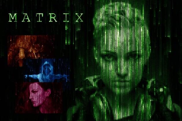Matrix Code Light Photoshop Action
