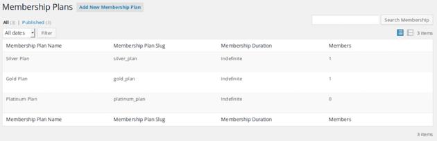 SUMO Membership Management