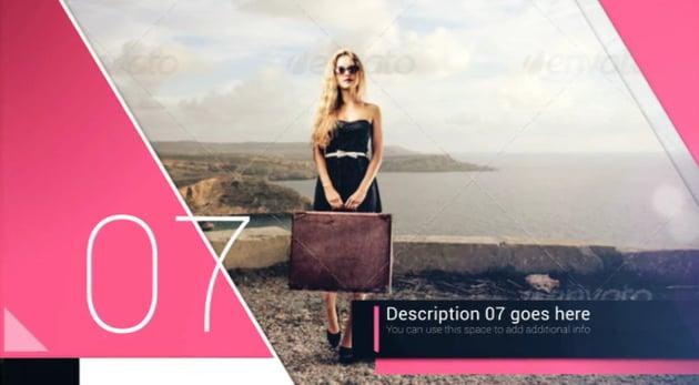 Fashion Promo slide