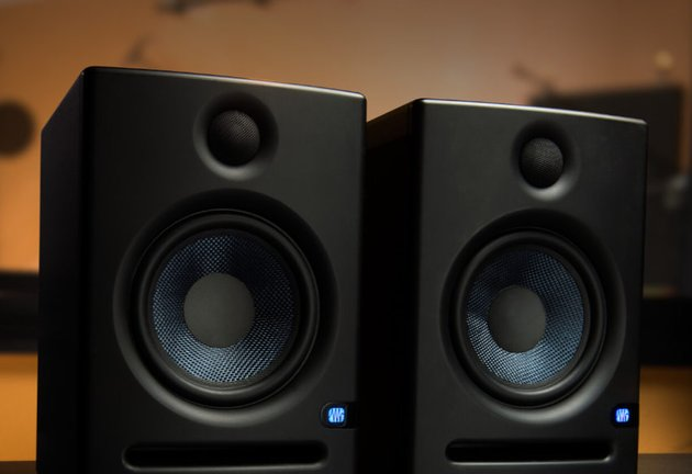 Presonus Eris 5 audio reference monitors