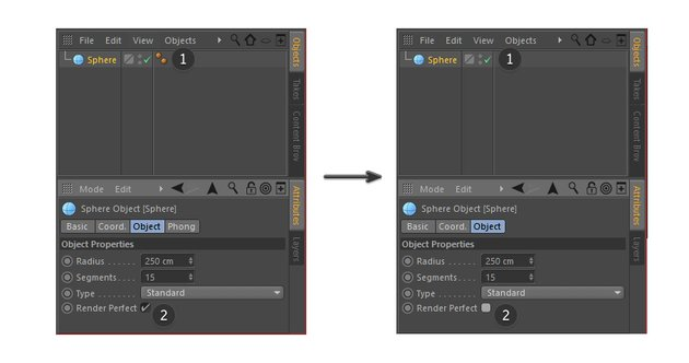 image showing how to delete phong tag