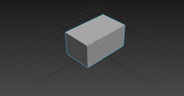 Image of a 3D box
