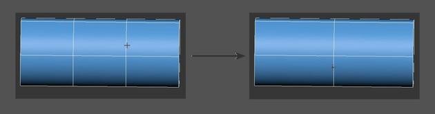 Delete and create edges