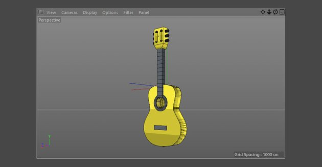 New material properties automatically applied to model