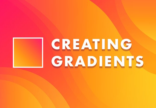 Creating Gradients