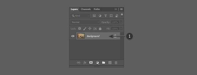Double click layer