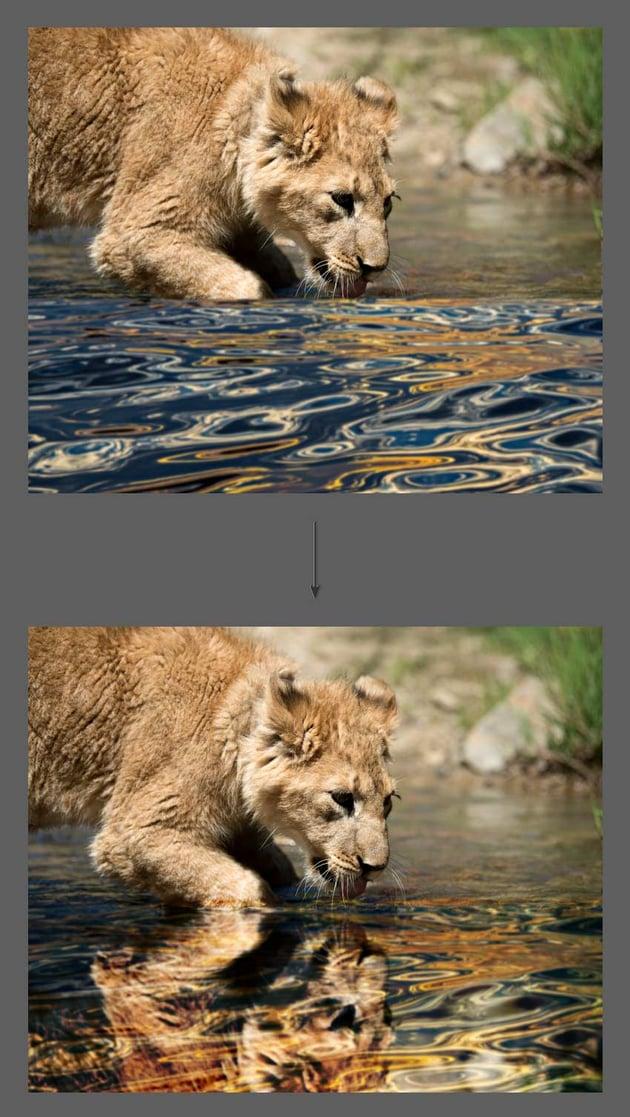 Use overlay layer