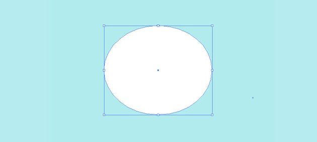 create an ellipse