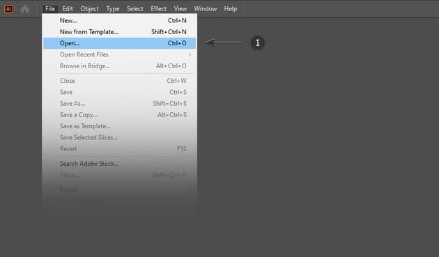 Open eps file