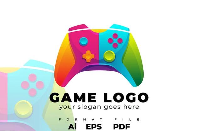 Game Logo Template