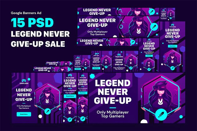 esports banners