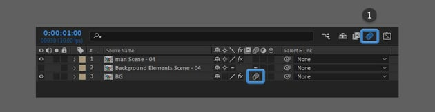 enable motion blur