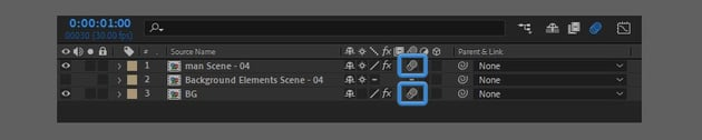 enable motion blur for character