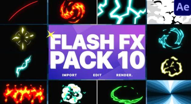 flash fx pack 10