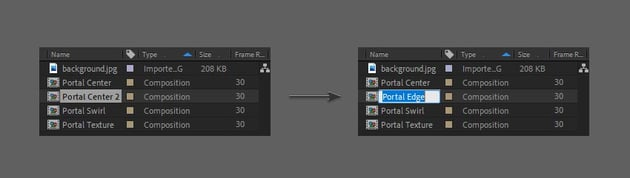 duplicate layer and rename