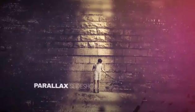 Artistic Parallax Slideshow