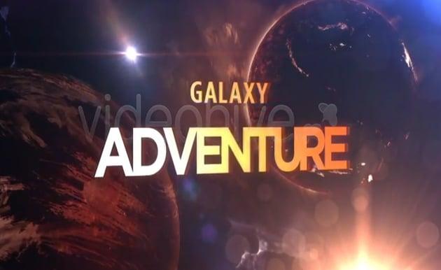 Galaxy Adventure