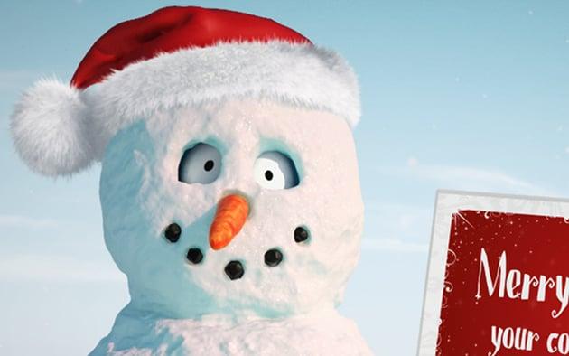 Christmas Bobby