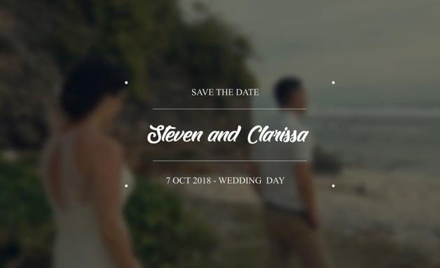 Elegance Wedding Titles Pack