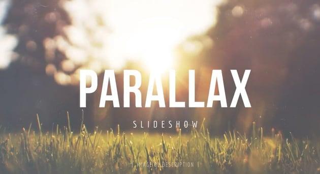 Parallax Scrolling Slideshow
