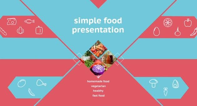 Food Broadcast Package